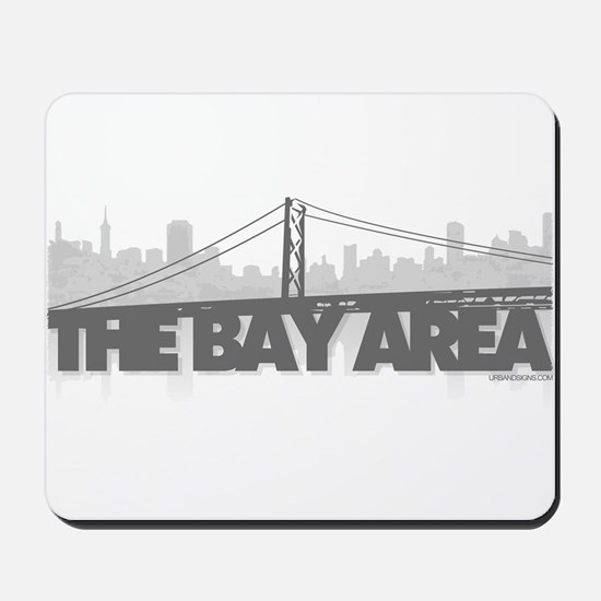The Bay Area Mousepad