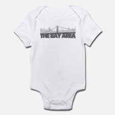The Bay Area Infant Bodysuit