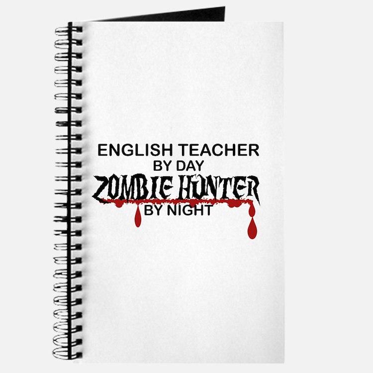 Zombie Hunter - English Teacher Journal