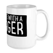 in love with a blogger Mug