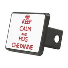 Keep Calm and Hug Cheyanne Hitch Cover