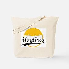 Yay Area Tote Bag