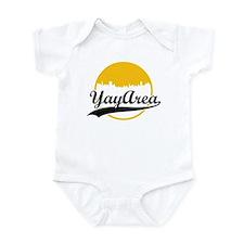 Yay Area Infant Bodysuit