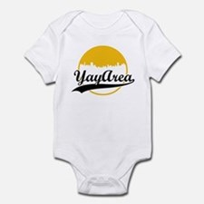 Yay Area Infant Bodysuit