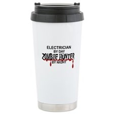 Zombie Hunter - Electrician Travel Mug