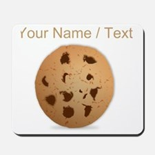 Custom Chocolate Chip Cookie Mousepad