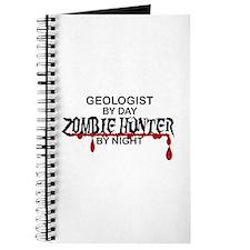 Zombie Hunter - Geologist Journal