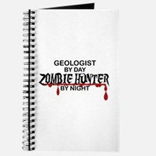 Zombie Hunter - Geologist Journal