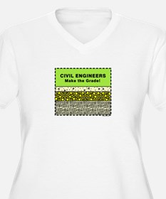 Civil Engineers Graded T-Shirt