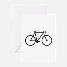 Bicycle bike Greeting Cards (Pk of 10)