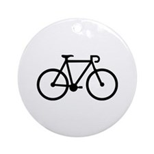Bicycle bike Ornament (Round)