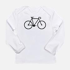 Bicycle bike Long Sleeve Infant T-Shirt