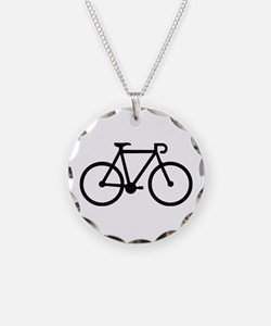 Bicycle bike Necklace