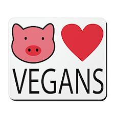 vegan Mousepad