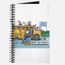 Male Bus Driver Journal