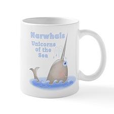 Narwhal Unicorn Mugs