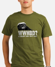 WWHBD Organic Men's T-Shirt (dark)