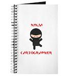 Ninja Cartographer Journal