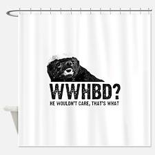 WWHBD Shower Curtain