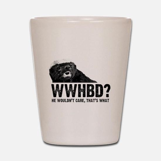 WWHBD Shot Glass