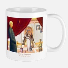 Truth or Consequences - Right Handed -Mug