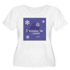 Wanna be a de T-Shirt