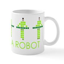 PIXEL8 | Kraftwerk I am a robot Mug