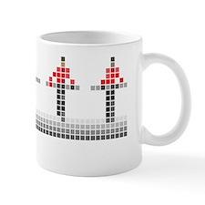 PIXEL8 | Kraftwerk Red Mug