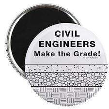 Civil Engineers Graded Magnet