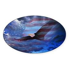 american glory Bumper Stickers