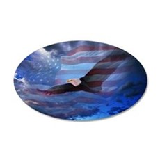 american glory Wall Decal
