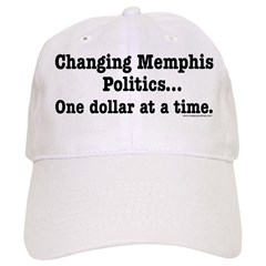 Changing Memphis Politics Baseball Cap