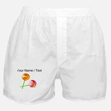 Custom Lollipops Boxer Shorts