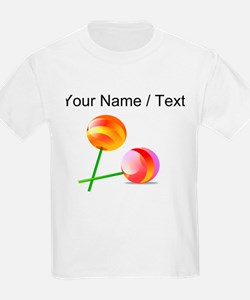 Custom Lollipops T-Shirt