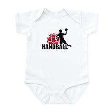 Handball player Infant Bodysuit