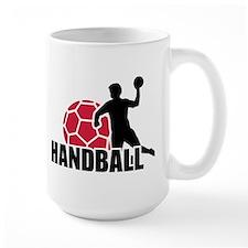 Handball player Mug