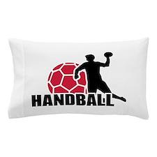 Handball player Pillow Case