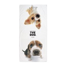 Beagle + Chihuahua Beach Towel