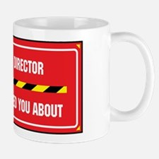 I'm the Casting Director Mug