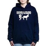 KICKS ASS.png Hooded Sweatshirt