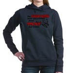 smoking your friends.png Hooded Sweatshirt
