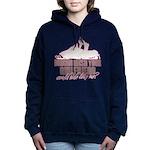 Ride like me Hooded Sweatshirt