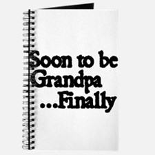 Soon to be Grandpa...Finally Journal
