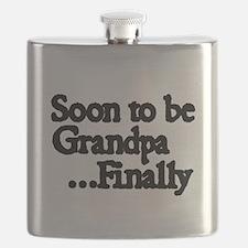 Soon to be Grandpa...Finally Flask