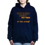 NEW TRUCK.png Hooded Sweatshirt