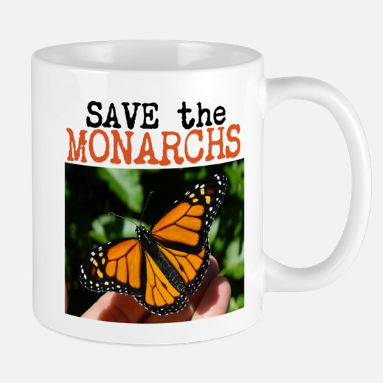 Save The Monarchs Mugs