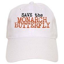 Save The Monarchs Baseball Baseball Cap