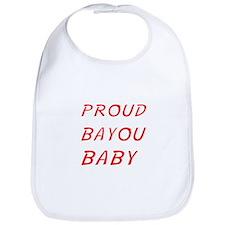 PROUD BAYOU BABY Bib
