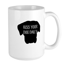 Kiss Your Dog Mugs
