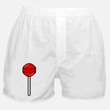 Red Lollipop Boxer Shorts